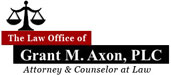 Law Office of Grant M. Axon, PLC Mobile Logo